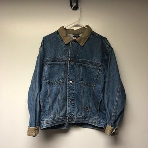 Vintage Tommy Hilfiger Denim Jacket